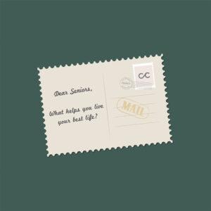 Craft & Communicate | Senior mail