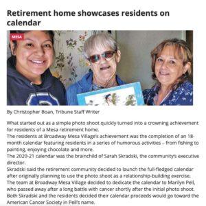 Craft & Communicate | Resident Calendar | News Story