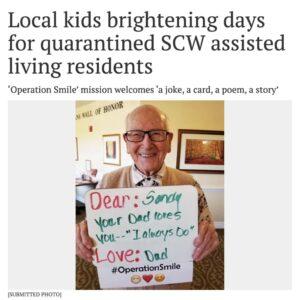 Craft & Communicate | Local Kids Brightening Days | News Story