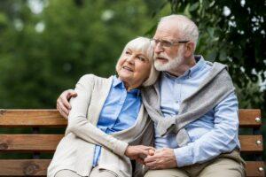 Craft & Communicate | Seniors on Bench